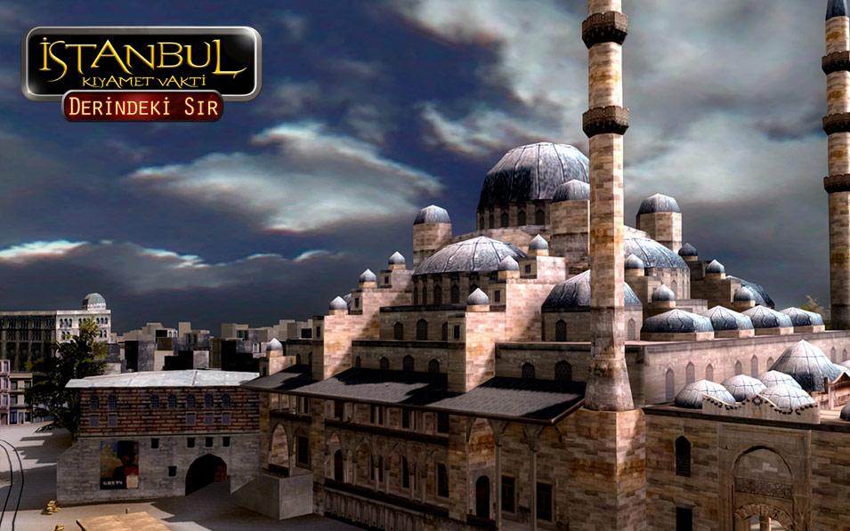 İstanbul Kıyamet Vakti Oyununda Mekansal Gerçeklik