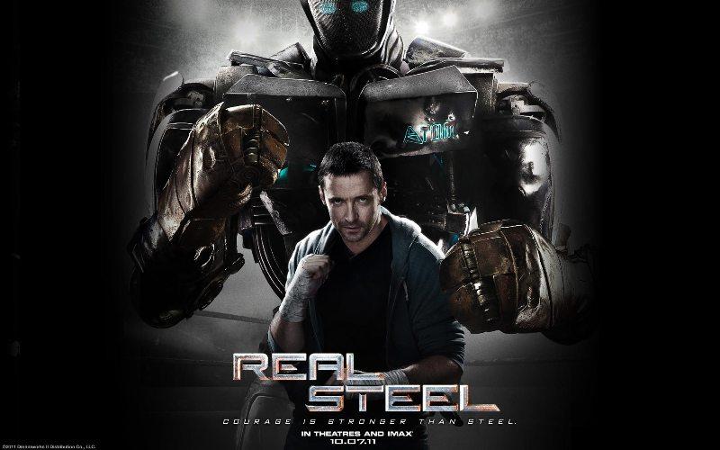 Real Steel (Çelik Yumruklar) – Tavsiye