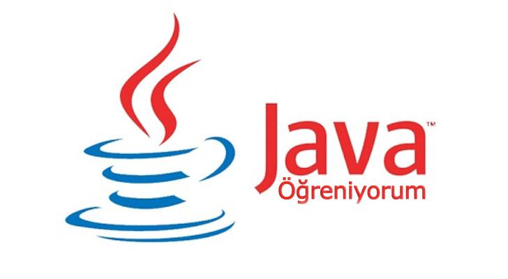 """Java Bölüm 1: """"Hello World!"""" Uygulaması"""