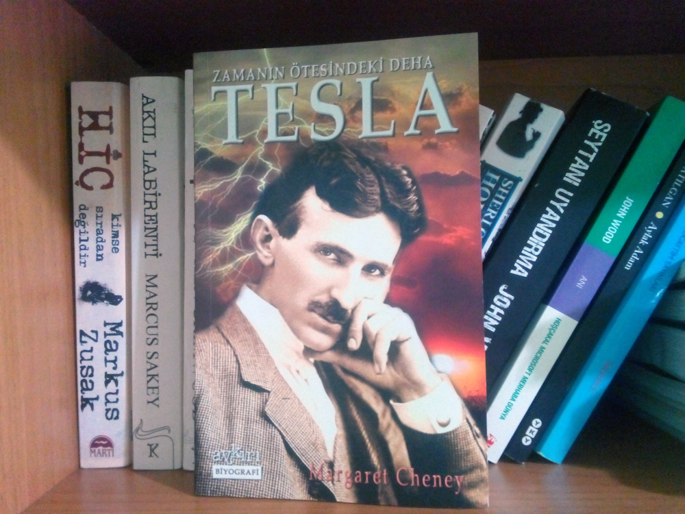 Zamanın Ötesindeki Deha Tesla (Margaret Cheney) – Tavsiye