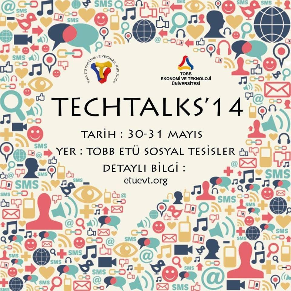 Levent Pekcan, Murat Gamsız Dijital Pazarlama Sunumu – TechTalks 2014